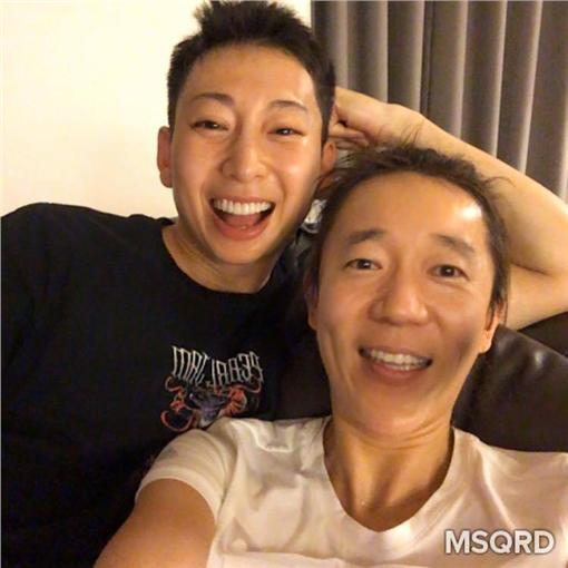 隋棠、換臉/翻攝臉書