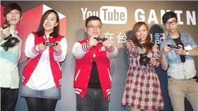 Youtube Gaming 葉立斌 實況主
