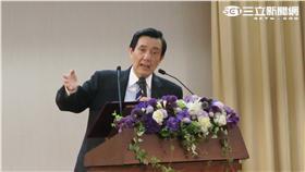 馬英九總統8日上午是出席外交部「南海議題及南海和平倡議」講習會。政治中心攝