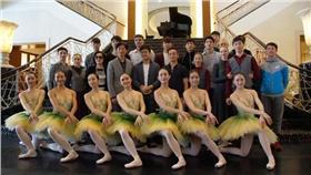 強震,交響樂,芭蕾,舒伯特,悸動,柴可夫斯基,余能盛,曾宇謙,小提琴▲圖/台南藝術節提供