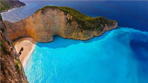 希臘風景。(圖/希臘旅遊局提供)