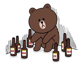 熊大,https://store.line.me/stickershop/product/534/zh-Hant