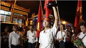 緬甸特赦 圖/美聯社/達志影像