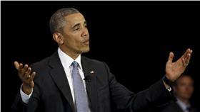 美國總統、歐巴馬(圖/路透社/達志影像)