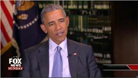 歐巴馬,美國總統▲圖/翻攝自Fox News