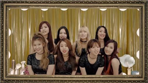 TWICE,周子瑜,MV,伴舞,JYP 圖/翻攝自YouTube