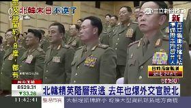 北韓軍逃亡1100