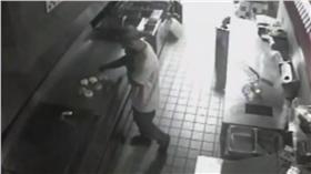 偷竊,闖空門,漢堡/youtube