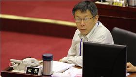柯文哲,柯P,質詢,市政報告  ▲圖/台北市政府提供