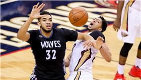 Karl-Anthony Towns/NBA/達志影像