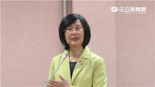 法務部長羅瑩雪。記者盧素梅攝