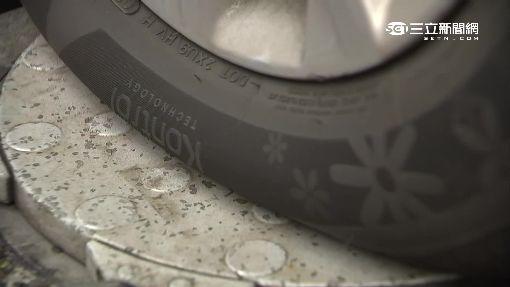 輪胎壓、溫度有相關 「安胎」防撞有撇步