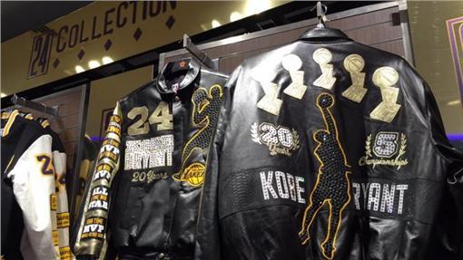 Kobe紀念外套(圖/翻攝自推特)