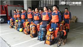 熊本強震,新北搜救隊