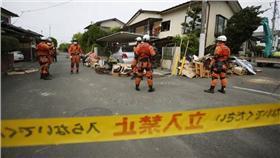 Kumamoto熊本強震▲圖/美聯社/達志影像