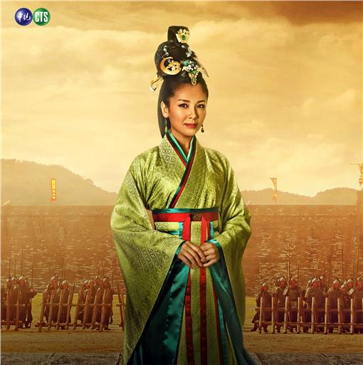 《芈月傳》劉濤/華視提供