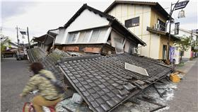 熊本,地震/中央社