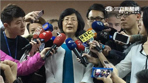 法務部長羅瑩雪。(圖/記者潘千詩攝影)