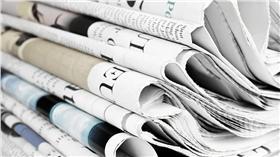 報紙(圖/shutterstock/達志影像)
