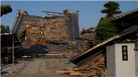 熊本地震(圖/中央社)