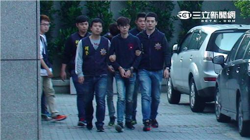 警方再次破獲「中山聯盟」逮八人(翻攝畫面)