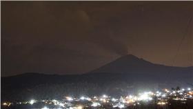 墨西哥波波卡特佩特火山(Popocatépetl) 圖/《每日郵報》