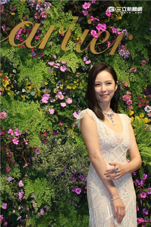 Cartier,天心 圖/攝影范庭瑄