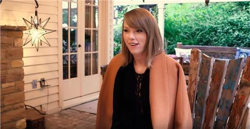 泰勒斯,Taylor Swift 圖/YouTube截圖