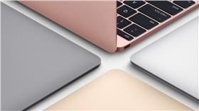 Macbook推更新 新顏色 玫瑰金