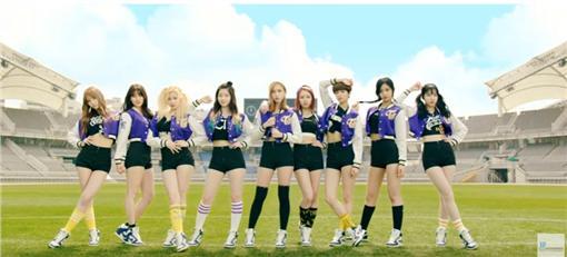 韓國女團TWICE、周子瑜(圖/翻攝自YouTube)