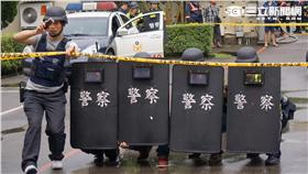 警察,看守所,大寮監獄,挾持,演練,模擬 圖/翻攝畫面