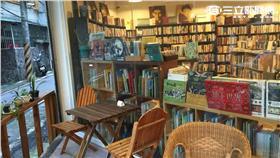 在永和邁入第10年的小小書房。(圖/新北市觀光旅遊局提供)
