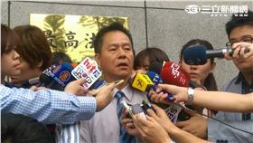 死者潘碧珠老公邱木森表示台灣司法有公平正義。(楊忠翰攝)