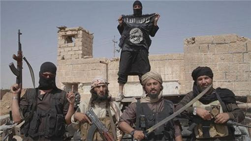 ISIS(圖/翻攝自Twitter)
