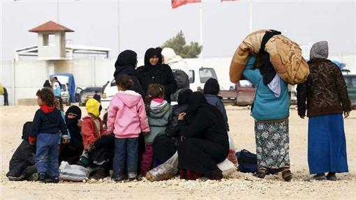 伊拉克女子(圖/翻攝自Twitter)