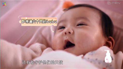 咘咘,賈靜雯,修杰楷,媽媽是超人,湖南衛視 圖/翻攝自芒果TV