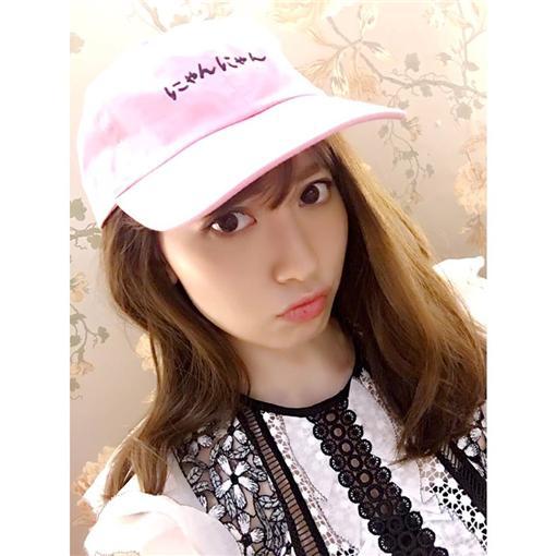 小嶋陽菜,AKB48,事後妝,性感,日本女星,可愛,正妹 小嶋陽菜 / Haruna Kojima / 小嶋阳菜 facebook