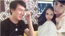 蛇精男、亞美只只、性愛影片(圖/翻攝自刘梓晨的唯一私人小号臉書、亞美只只微博)