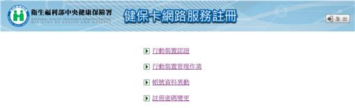 健保卡,報稅,自然人,註冊,國稅局圖/翻攝自網頁 ID-507313