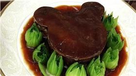 上海迪士尼、中國菜、米老鼠/翻攝自CCTV臉書
