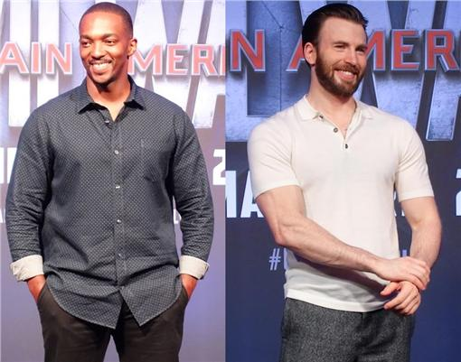 (組圖)美國隊長、漫威、獵鷹/翻攝自Marvel臉書