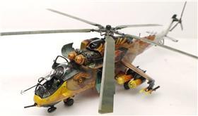 靠這台攻擊直升機 台灣軍事模型達人奪世界冠軍_樊成彬臉書