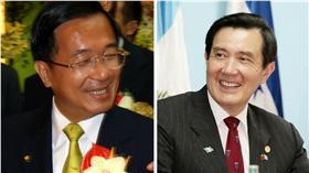 陳水扁,馬英九-合成圖/維基百科、馬英九臉書