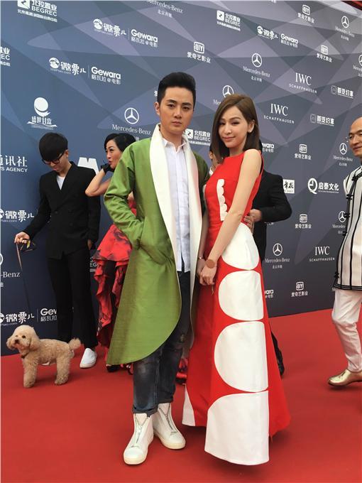 王心凌出席北京電影節/天晴音樂提供
