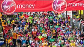 英國倫敦馬拉松(圖/翻攝自London Marathon臉書)
