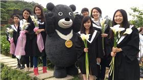 熊讚登山趣巧芋畢業生(圖/台北市觀傳局提供)