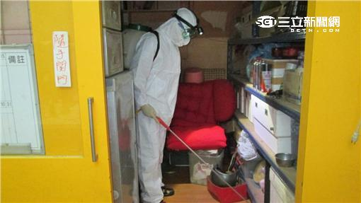 高雄市衛生局今(25)日表示,高雄市於今年4月新增1例漢他病毒出血熱確定病例,