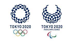東京奧運、方格花紋(圖/東京奧運官網)