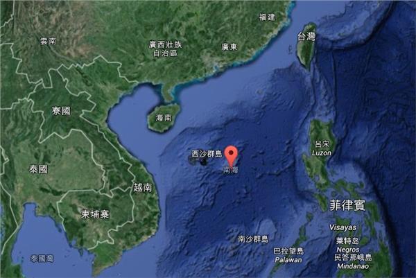 南海 翻攝自GoogleMap