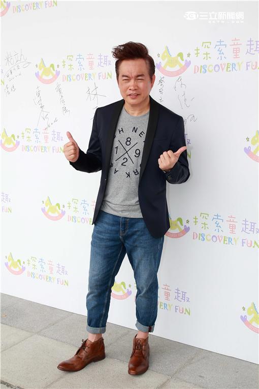 20160426-藝人康康(康晉榮)與探索集團合開親子餐廳「探索童趣」
